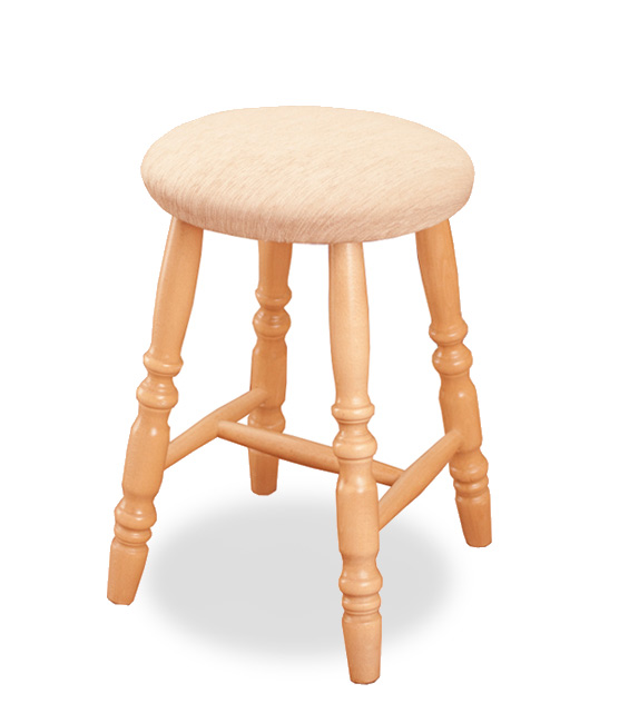Upholstered stool 815