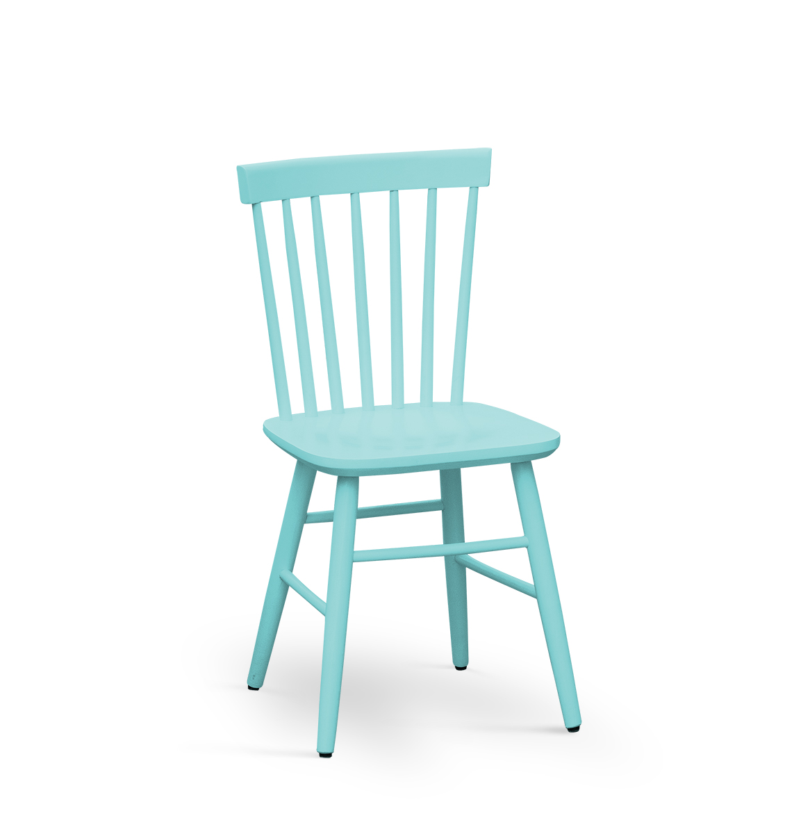 Colored Windsor Chair
