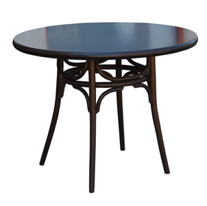 Thonet curved wood table