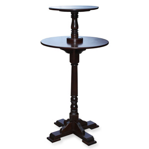 Two storied table base table