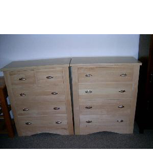 Chest of drawers with 4 drawers / 802