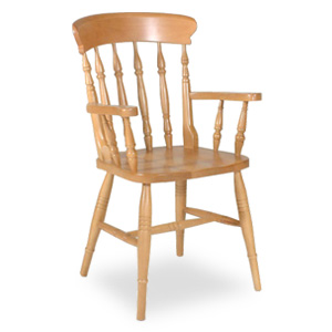 Rawy chair with arms