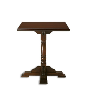 Pedestal Club Table