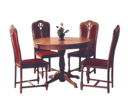 Ghera Table and 4 chairs MD109 / 713