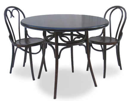 Café bar furniture set