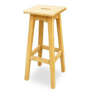 Bar stool  Rustic