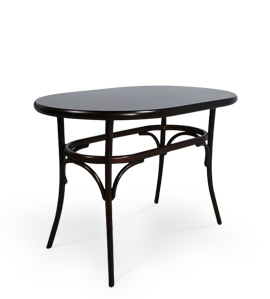 Thonet Oval Table