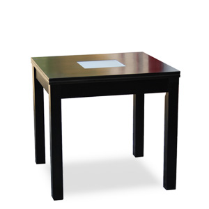 Roxana I Table with glass