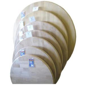 Blaturi mese rotunde lemn masiv