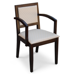 Adrien chair with arms