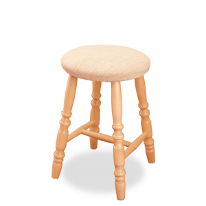 Upholstered stool 815