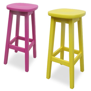 Colored stool 1145