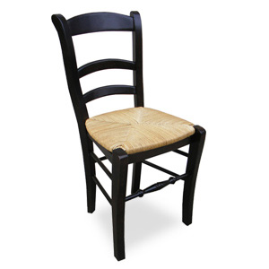 Chair MD 106 with rush seat