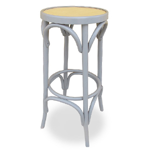 Thonet stool 301/75 in two colors