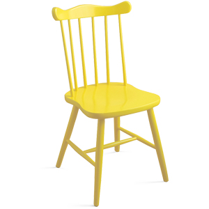 Colored Jolly chair