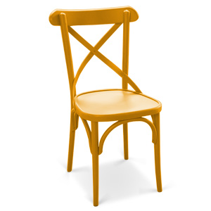 Colored Niv chair