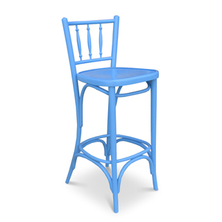 Colored bar chair 6020 model