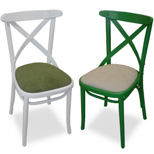 Colored Marlot chair
