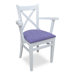 MD470 chair with arms