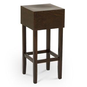 Cub bar stool
