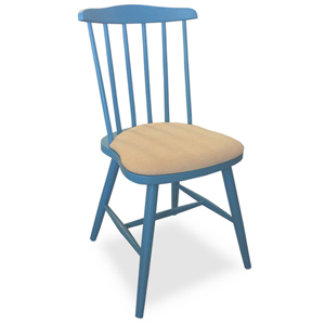 Upholstered Wateford chair(colored)