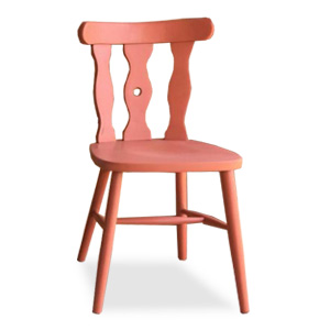 Colored CDM chair