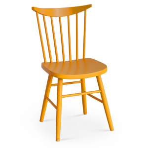 Colored Oliver chair