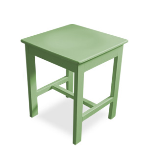 Colored Nordia stool