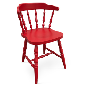 Colored bonanza chair