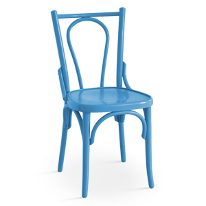 Colored 6021 bentwood chair