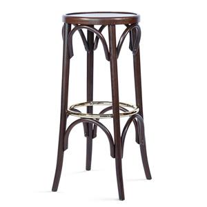 301 bentoowd stool with metal ring